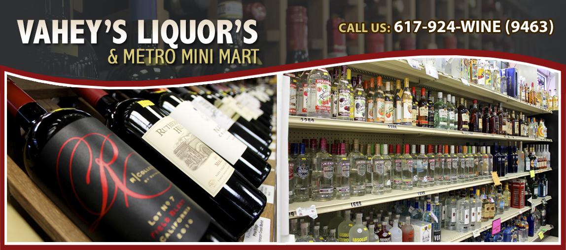 Vahey's Liquors   Beer, Wine, Liquor Store, Cigars, Lottery   Watertown, MA